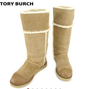 Tory Burch Authentic Boots